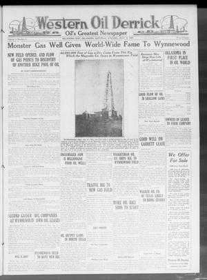 Primary view of object titled 'Western Oil Derrick (Oklahoma City, Okla.), Vol. 4, No. 2, Ed. 1 Saturday, July 10, 1920'.