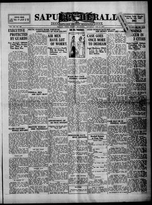Primary view of Sapulpa Herald (Sapulpa, Okla.), Vol. 13, No. 286, Ed. 1 Saturday, August 6, 1927