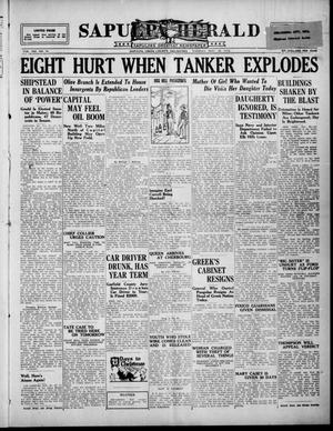 Primary view of Sapulpa Herald (Sapulpa, Okla.), Vol. 13, No. 76, Ed. 1 Tuesday, November 30, 1926