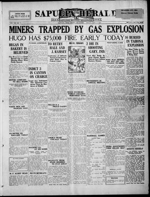 Primary view of Sapulpa Herald (Sapulpa, Okla.), Vol. 13, No. 3, Ed. 1 Friday, September 3, 1926