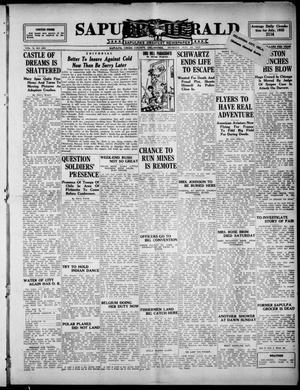 Primary view of Sapulpa Herald (Sapulpa, Okla.), Vol. 10, No. 289, Ed. 1 Monday, August 10, 1925