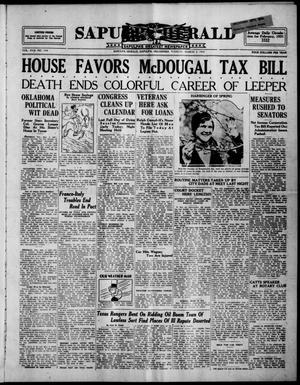 Primary view of Sapulpa Herald (Sapulpa, Okla.), Vol. 17, No. 154, Ed. 1 Tuesday, March 3, 1931
