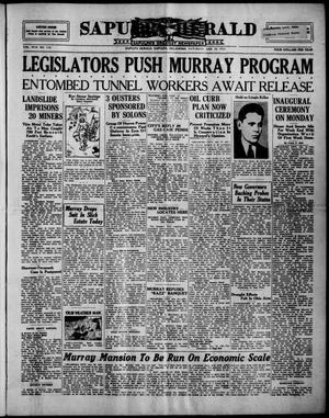 Primary view of Sapulpa Herald (Sapulpa, Okla.), Vol. 17, No. 110, Ed. 1 Saturday, January 10, 1931
