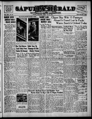 Primary view of Sapulpa Herald (Sapulpa, Okla.), Vol. 23, No. 279, Ed. 1 Friday, July 29, 1938