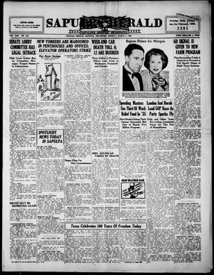 Primary view of Sapulpa Herald (Sapulpa, Okla.), Vol. 22, No. 153, Ed. 1 Monday, March 2, 1936
