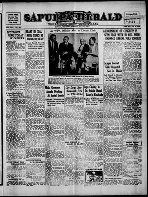 Primary view of Sapulpa Herald (Sapulpa, Okla.), Vol. 24, No. 267, Ed. 1 Saturday, July 15, 1939