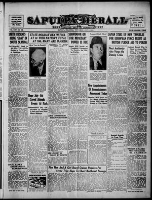 Primary view of Sapulpa Herald (Sapulpa, Okla.), Vol. 24, No. 258, Ed. 1 Wednesday, July 5, 1939