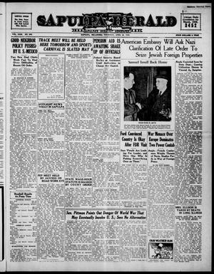 Primary view of Sapulpa Herald (Sapulpa, Okla.), Vol. 23, No. 202, Ed. 1 Thursday, April 28, 1938