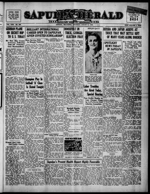 Primary view of Sapulpa Herald (Sapulpa, Okla.), Vol. 23, No. 290, Ed. 1 Thursday, August 11, 1938