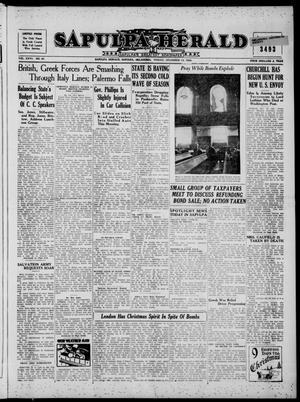 Primary view of Sapulpa Herald (Sapulpa, Okla.), Vol. 26, No. 87, Ed. 1 Friday, December 13, 1940