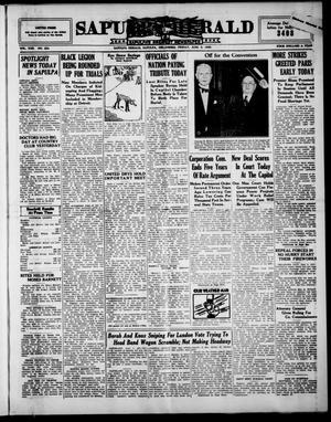 Primary view of Sapulpa Herald (Sapulpa, Okla.), Vol. 22, No. 234, Ed. 1 Friday, June 5, 1936