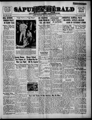 Primary view of Sapulpa Herald (Sapulpa, Okla.), Vol. 23, No. 295, Ed. 1 Wednesday, August 17, 1938