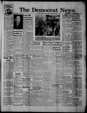 Primary view of The Democrat News (Sapulpa, Okla.), Vol. 50, No. 13, Ed. 1 Thursday, January 21, 1960