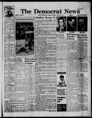 Primary view of object titled 'The Democrat News (Sapulpa, Okla.), Vol. 50, No. 10, Ed. 1 Thursday, December 31, 1959'.