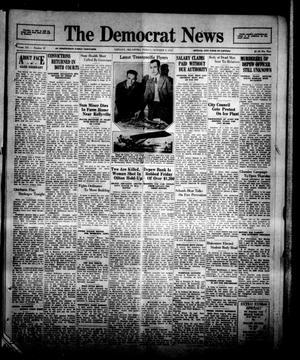 Primary view of The Democrat News (Sapulpa, Okla.), Vol. 20, No. 47, Ed. 1 Friday, October 9, 1931