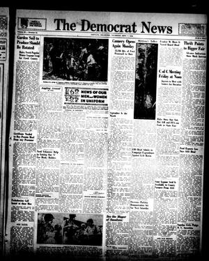 Primary view of object titled 'The Democrat News (Sapulpa, Okla.), Vol. 33, No. 44, Ed. 1 Thursday, September 7, 1944'.