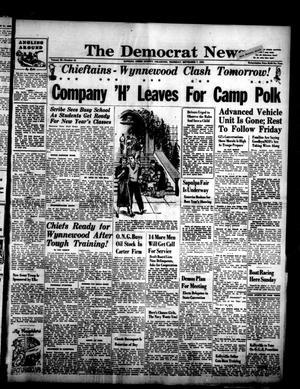 Primary view of The Democrat News (Sapulpa, Okla.), Vol. 40, No. 44, Ed. 1 Thursday, September 7, 1950