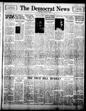 Primary view of The Democrat News (Sapulpa, Okla.), Vol. 20, No. 46, Ed. 1 Thursday, August 21, 1930
