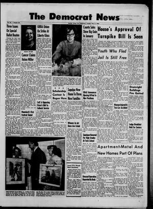 Primary view of The Democrat News (Sapulpa, Okla.), Vol. 56, No. 29, Ed. 1 Tuesday, May 4, 1965