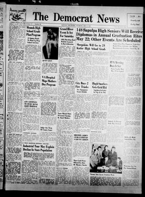 Primary view of The Democrat News (Sapulpa, Okla.), Vol. 37, No. 25, Ed. 1 Thursday, May 8, 1947