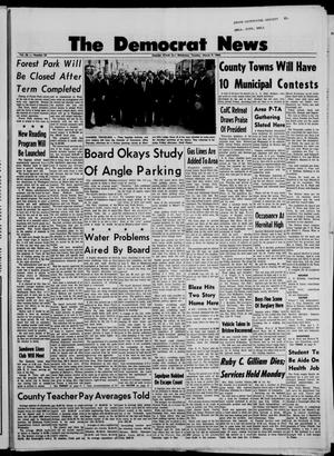 Primary view of The Democrat News (Sapulpa, Okla.), Vol. 56, No. 21, Ed. 1 Tuesday, March 9, 1965