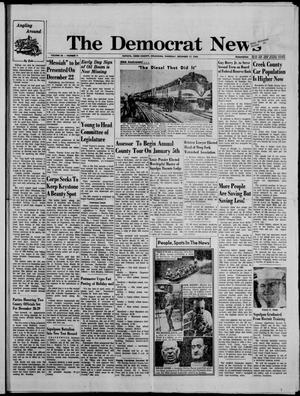 Primary view of The Democrat News (Sapulpa, Okla.), Vol. 56, No. 9, Ed. 1 Thursday, December 17, 1964