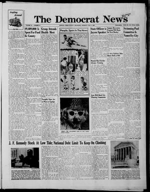 Primary view of The Democrat News (Sapulpa, Okla.), Vol. 52, No. 37, Ed. 1 Thursday, July 5, 1962