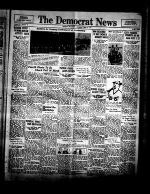 Primary view of The Democrat News (Sapulpa, Okla.), Vol. 26, No. 33, Ed. 1 Thursday, June 24, 1937