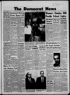 Primary view of The Democrat News (Sapulpa, Okla.), Vol. 56, No. 13, Ed. 1 Tuesday, January 12, 1965