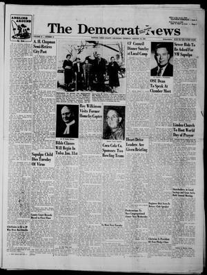 Primary view of The Democrat News (Sapulpa, Okla.), Vol. 51, No. 13, Ed. 1 Thursday, January 19, 1961