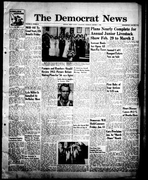 Primary view of The Democrat News (Sapulpa, Okla.), Vol. 46, No. 10, Ed. 1 Thursday, January 5, 1956