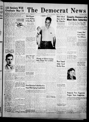 Primary view of The Democrat News (Sapulpa, Okla.), Vol. 38, No. 26, Ed. 1 Thursday, May 13, 1948