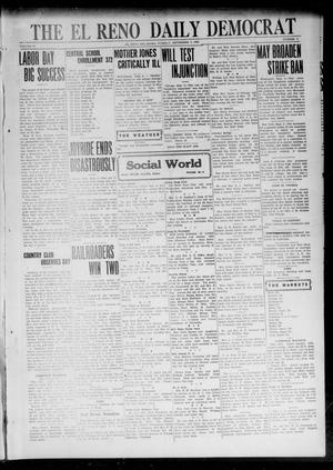 Primary view of object titled 'The El Reno Daily Democrat (El Reno, Okla.), Vol. 32, No. 9, Ed. 1 Tuesday, September 5, 1922'.