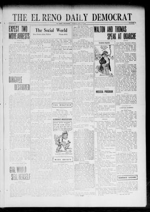 Primary view of object titled 'The El Reno Daily Democrat (El Reno, Okla.), Vol. 32, No. 43, Ed. 1 Tuesday, October 17, 1922'.