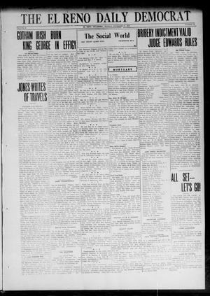 Primary view of object titled 'The El Reno Daily Democrat (El Reno, Okla.), Vol. 32, No. 76, Ed. 1 Monday, November 27, 1922'.