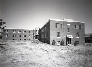 Primary view of object titled 'Edwards Memorial Hospital'.
