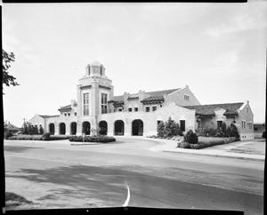 Primary view of object titled 'Union Station Depot'.