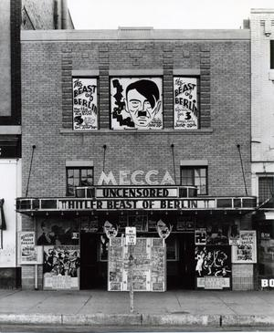 Primary view of object titled 'Mecca Theatre'.