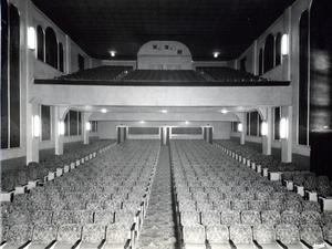 Primary view of object titled 'McSwain Theatre'.