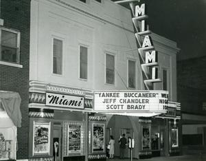 Primary view of object titled 'Miami Theatre'.