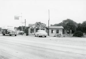 Primary view of object titled 'State Highway 33 and U.S. 66 Junction'.