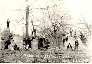 Primary view of object titled 'Fort Towson'.