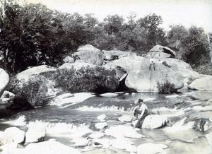 Primary view of object titled 'Pennington Creek'.