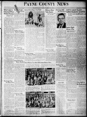 Primary view of Payne County News (Stillwater, Okla.), Vol. 48, No. 23, Ed. 1 Friday, February 2, 1940