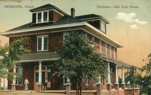 Primary view of object titled 'Chickasaw Lake Club House'.