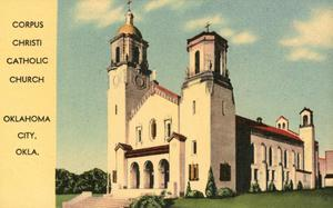 Primary view of object titled 'Corpus Christi Catholic Church'.