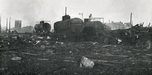 Primary view of object titled 'The Ardmore Disaster'.