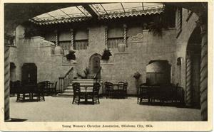 Primary view of object titled 'Young Women's Christian Association Building'.