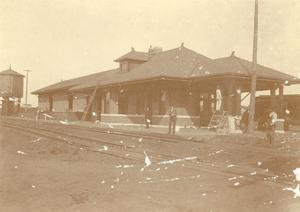Primary view of object titled 'Frisco Depot'.