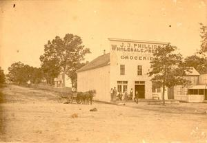 Primary view of J.J. Phillips Drygoods & Groceries